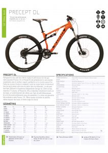 PRECEPT DL All Mountain 900€