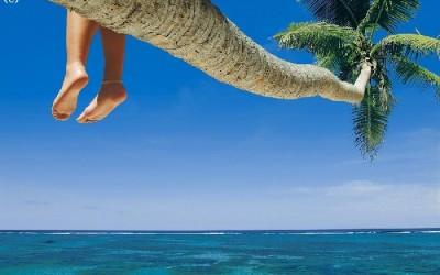 Vacances bien méritées pour Cyprien !