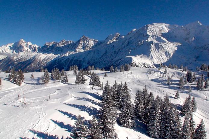 Présentation du domaine skiable des Houches en vidéo !