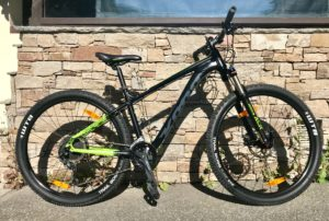kona fire mountain vtt occasion