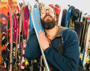 ski occasion les houches cyprien sports